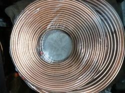 Copper Pan Cake Coil