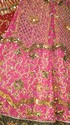 hand embroidered lehenga