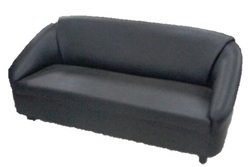 Leather Office Visitor Sofa