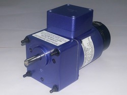 25 Watt E. M Brake Geared Motors
