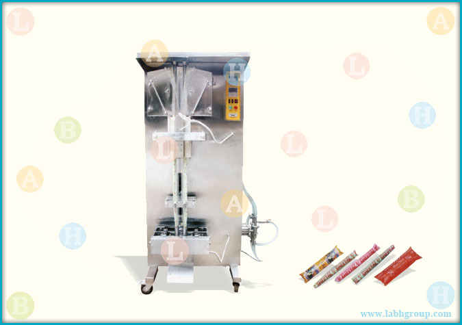 Fully Automatic Ice Lolly Packaging Machinery