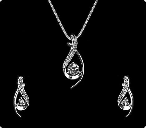 Austrian diamond pendant sets austrian diamond pendant set austrian diamond pendant set aloadofball Image collections