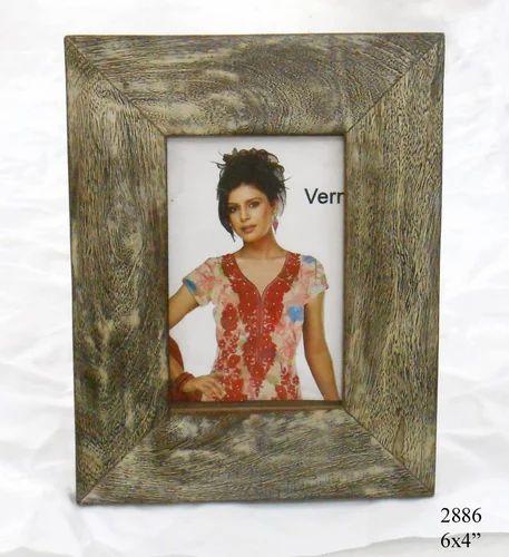 Wooden Handicraft Item Wooden Photo Frame Exporter From Moradabad