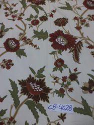 Crewel Furnishing Fabric