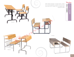 Study Desks - Edu, Combo