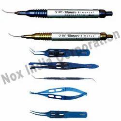 Eye Operation Instruments