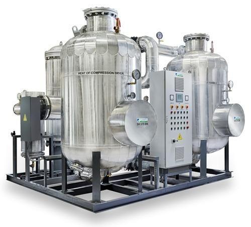 Heat of Compression Air Dryer (HOC Air Dryer)