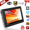7 Inch Android 4.0 Tablet Mobile Phone