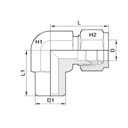 Pipe Weld Elbow