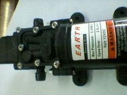 electric water pump motor