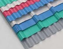 3 Layer Corrugated Roof Sheets