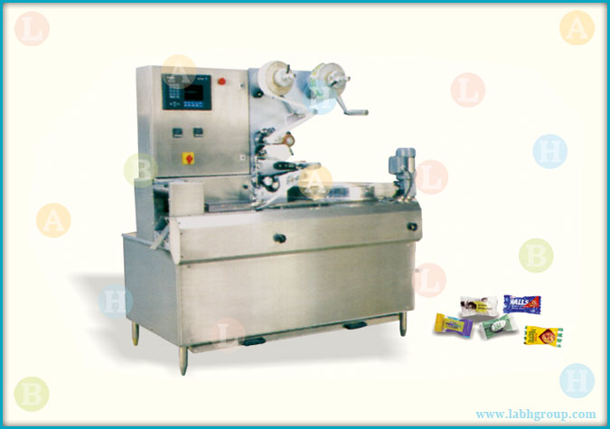 Automatic Pillow Packaging Machine for Candy