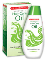 K.P. Namboodiri's Ayurvedic Hair Care Oil