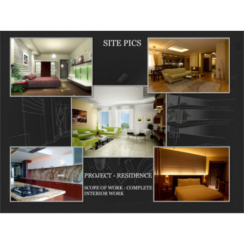 Complete Residence Interior Design Service