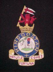 Duke of Wellington Blazer Badge