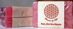 Rose Glycerin Soap - Transparent