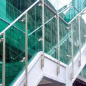 Architectural Glass Heat Strengthened Glass