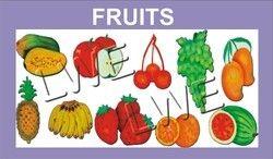 Wooden Cutouts-Fruits
