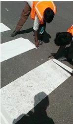 Zebra Crossing Marking