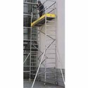 Mobile Scaffold Tower with Stabilizers