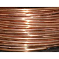 Bare Copper Wires - Polyester Enameled Round Copper Wire Exporter ...