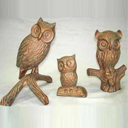 Aluminum Owl Set