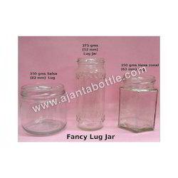 Fancy Lug Jars