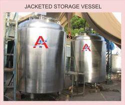 Jacketed Storage Vessel