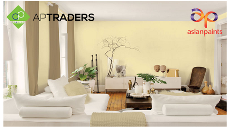 Asian Paints & Distemper Wholesale Trader from Hyderabad