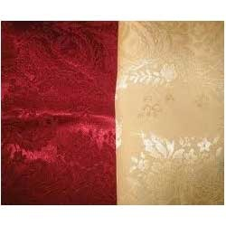 Dual Color Satin Fabric