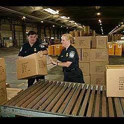 customs clearing procedure