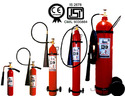 Carbon-Di-Oxide Portable & Mobile Fire Extinguisher