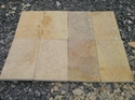 Machine Cut Yellow Limestone