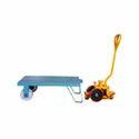 Hebel Roller / Manual Lift Tractors