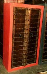 Vintage Door Panel Almirah