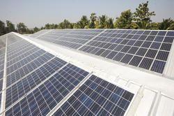 Solar Grid Tie Power System