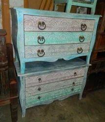 Carved Dresser Sideboard