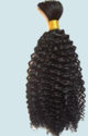Remy Single Drawn Curly Hair