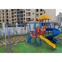 MPFS 06 Single Slide Entry Multi Play Fun System