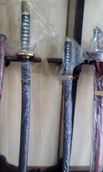 japanese designer samurai sword