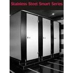 Stainless Steel Cubicle