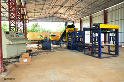 fully auto brick plant rbm 40 production unit