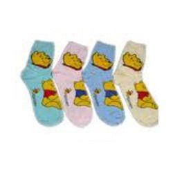 Lycra Cotton Multi Color Socks