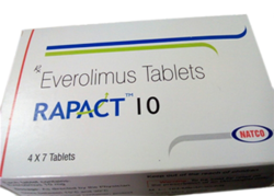 Everolimus 10 Mg Rapact Tablets