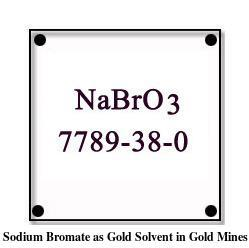 Sodium Bromate for Gold Mines