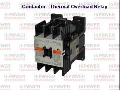 Contactor - Thermal Overload Relay