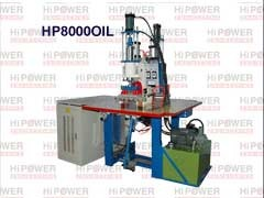 Hf PVC Welding Machines - Hydraulic/Oil Pressure (8 Kv)