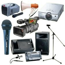 Audio Visual Equipments