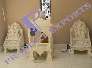 Marble Jannt Temple