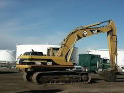Heavy Excavator Rental Services